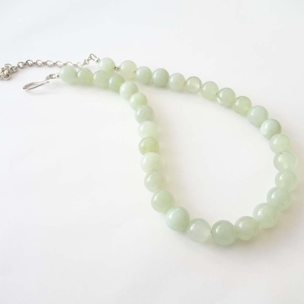 ST1093 Jadeite necklace